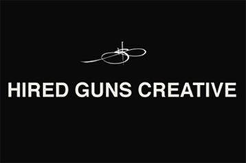 Hired Guns Logo