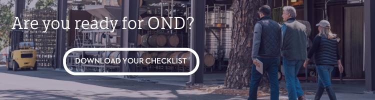 Peak Season Shipping Checklist