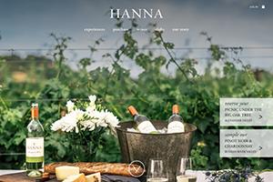 Pembroke Studios Hanna Winery Website Small