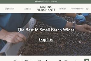 Tasting Merchants