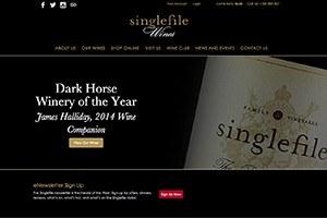 Vin65 Certified Designer Cakewalk Singlefile Wines