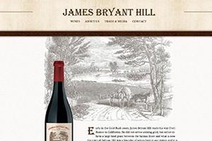 Vin65 Certified Designers Kraftwerk James Bryant Hill Wines