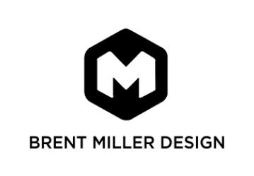 Brent Miller Logo