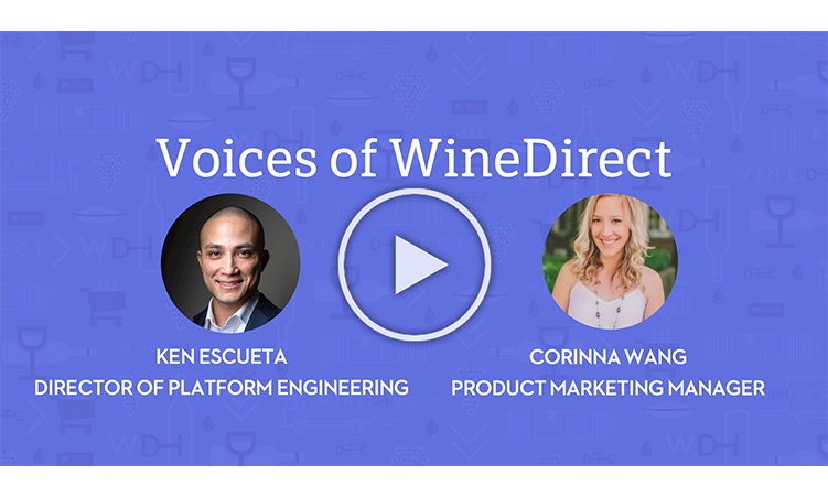 Voices of WineDirect discussing DTC security