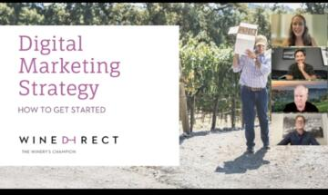 Digital Marketing Strategy Wine Direct Webinar Aug 2021