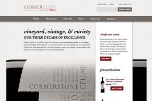 Vin65 Designers Cakewalk Design Cornerstone Cellars