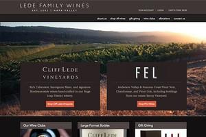 Vin65 Designers Cakewalk Design Lede Family Wines1