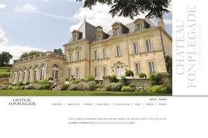 Vin65 Designers Cfnapa Brand Design Chateau Fonplegade