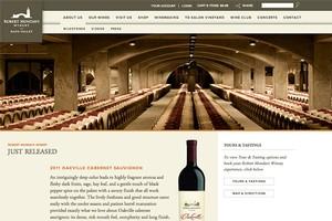 Vin65 Designers Cfnapa Brand Design Robert Mondavi Winery