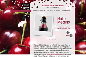 Vin65 Designers Emplus Elephant Island Orchard Wines