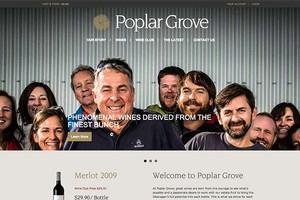 Vin65 Designers Emplus Poplar Grove