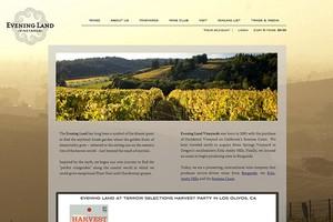 Vin65 Designers West Egg Web Evening Land Vineyards