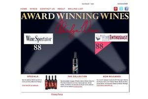 Vin65 Designers West Egg Web Marilyn Wines